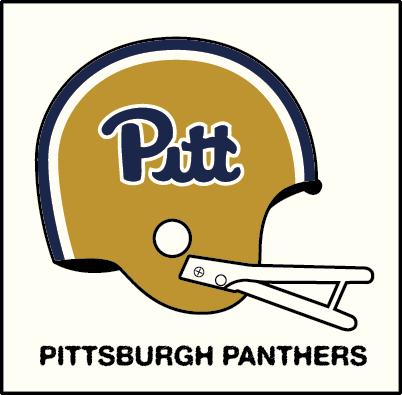 Vintage Helmet Avatars Concepts Pittsburgh Panthers Pittsburgh Sports Pitt Panthers Football