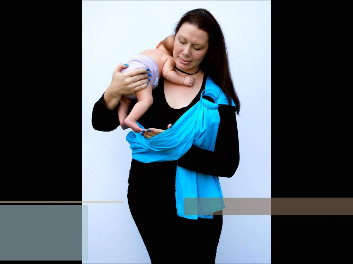 2019 year for women- How to baby wear sling newborn