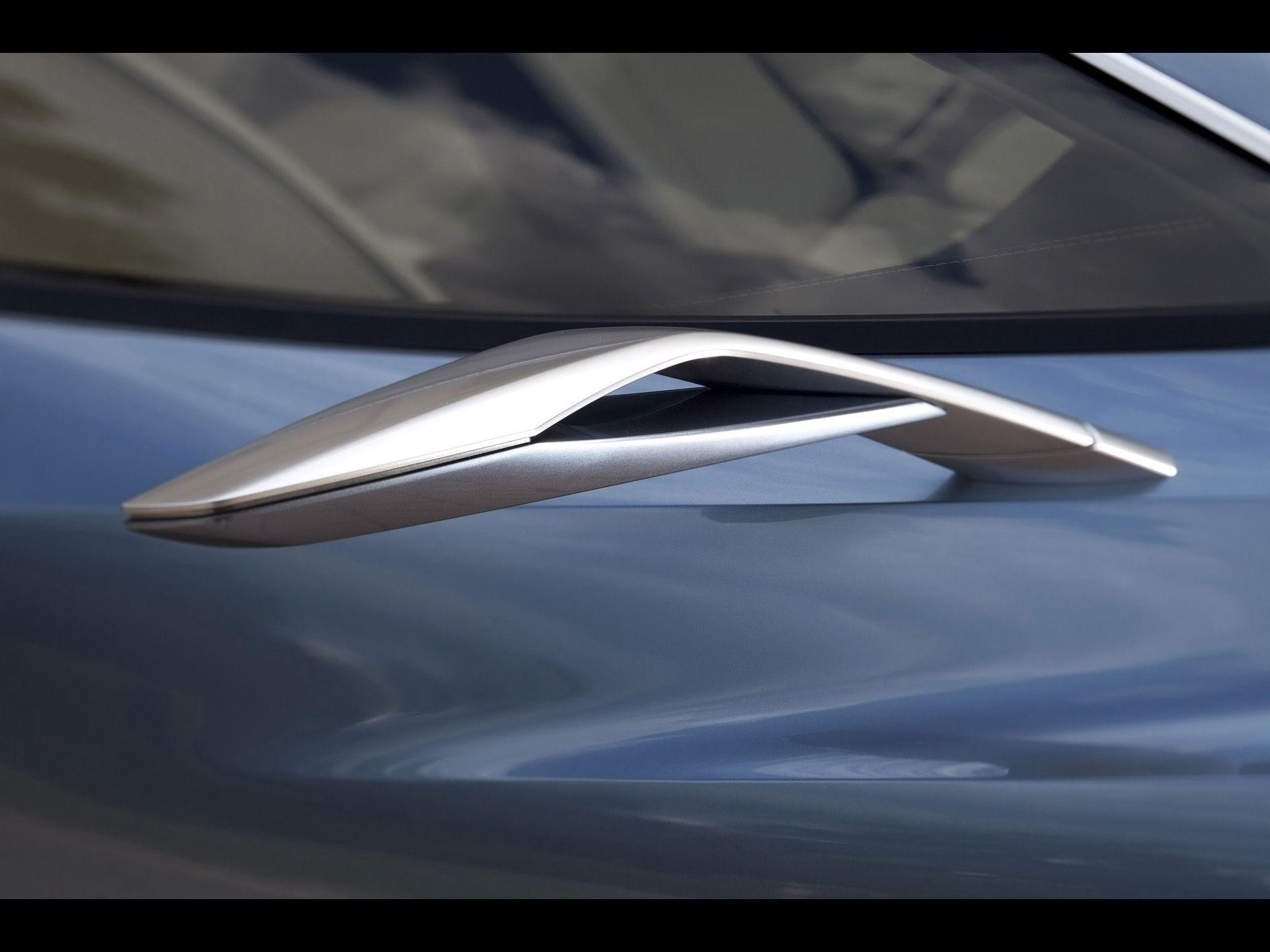 2010 Mazda Shinari Concept - Side View Mirror - 1920x1440 ...