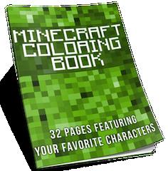 Minecraft Coloring Book Minecraft Bedroom Pinterest Coloring