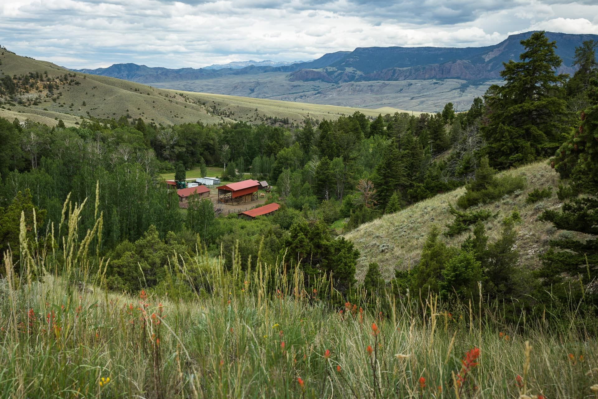 For Sale Wyoming S Star Hill Ranch In