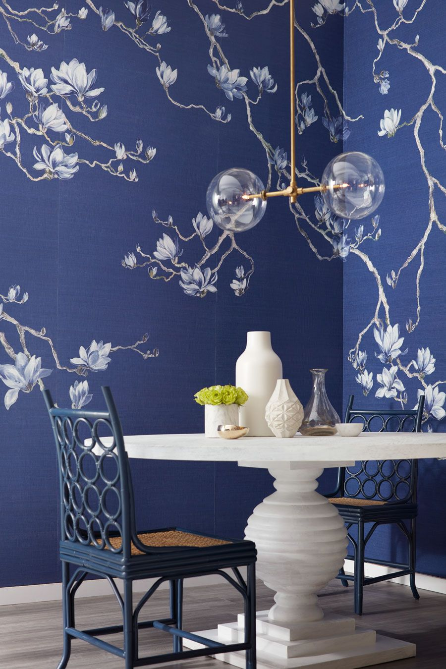 Phillip Jeffries Blossom/ Always visit a local independent design company for the best selection of wallpapers both in stock and books for styles to best ...