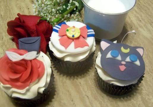 Sailor Mooncakes or Sailcup Moon (??) ~ Drop Dead Cute - Kawaii for Sexy Ladies