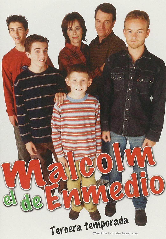 Malcolm El De Enmedio Serie Completa Latino Hd 720p Temporadas 1 7 Malcolm El De Enmedio Malcom El De Enmedio Malcolm