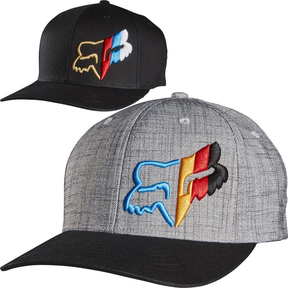 Dp fox barger mens flexfit hats flexfit mens caps hats