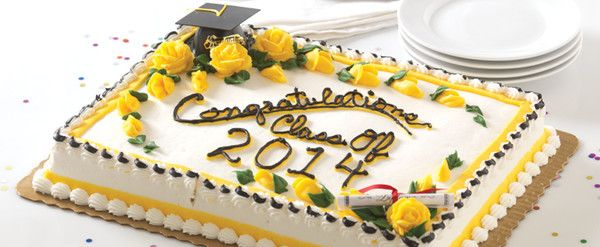 Kroger Bakery Graduation Cakes