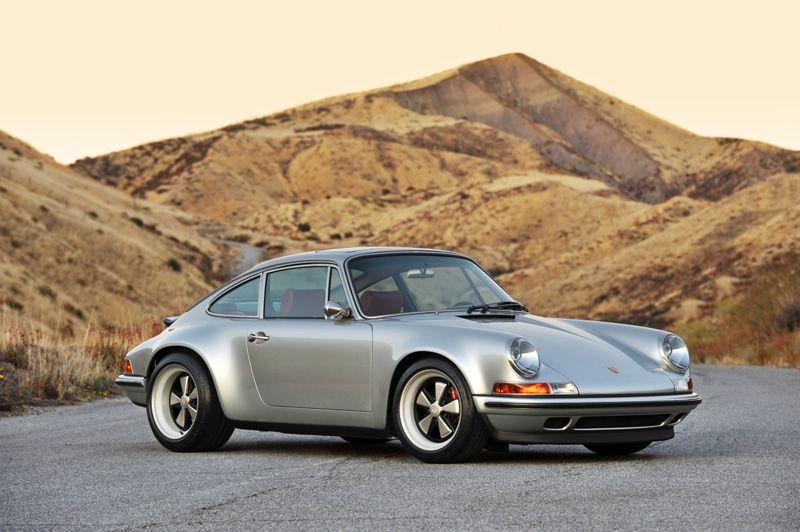 Porsche 911 Singer, true beauty