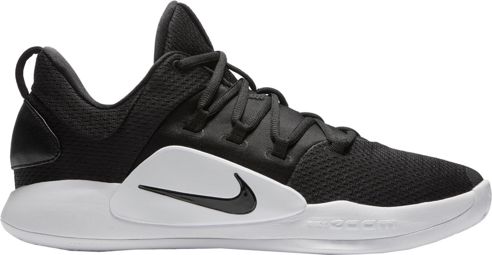 finest selection a0019 ce385 Nike Men s Hyperdunk X Low TB Basketball Shoes, Size  17, Black