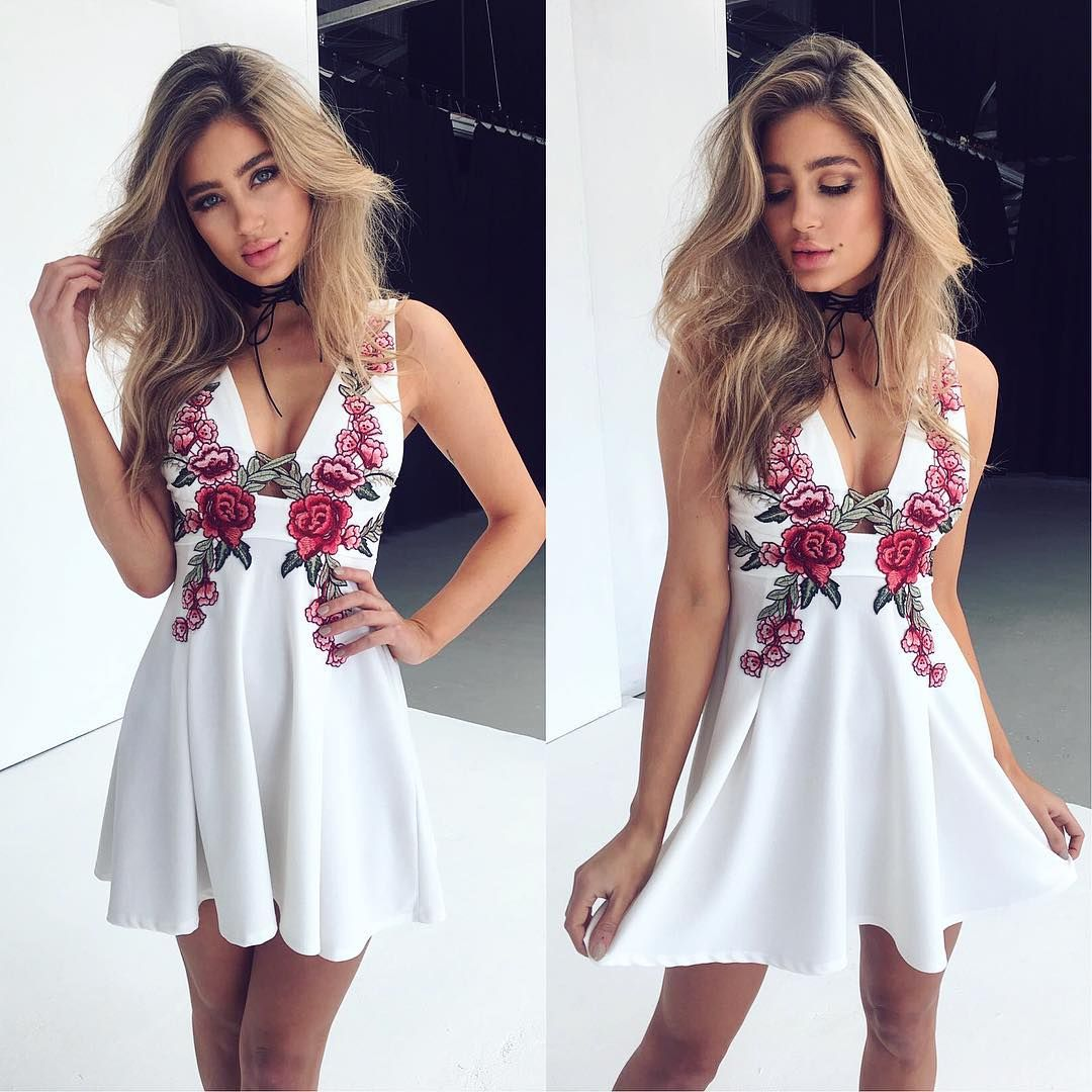 The 'Valencia' mini dress is here  $79.95 (Afterpay available - buy now, pay later) /#tigermist @tigermistloves