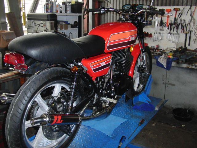 Custom RD400