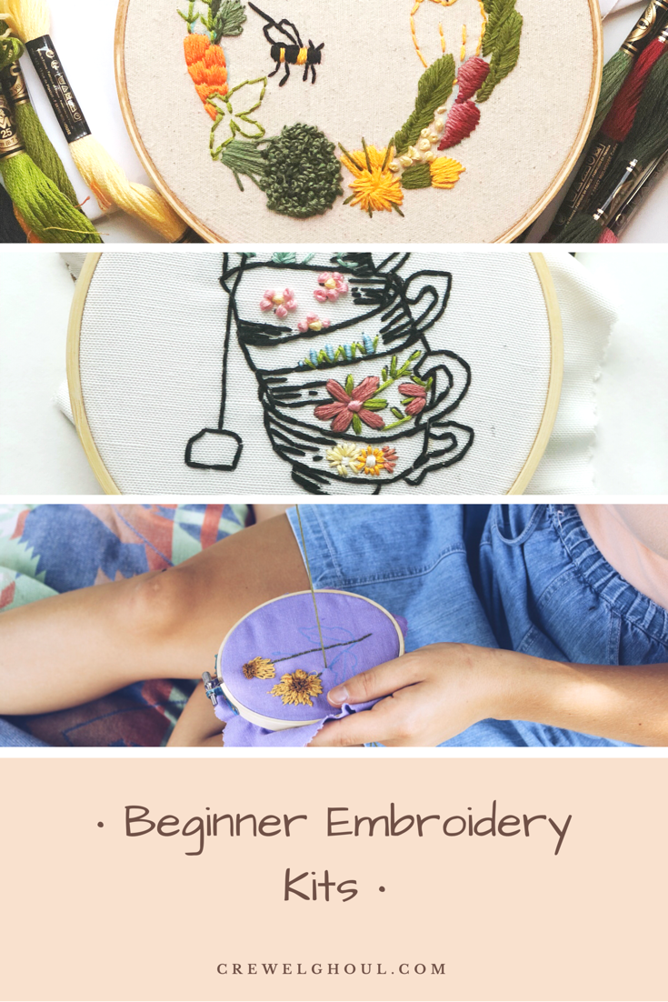 Patterns for embroidery, what they are, and how to learn to embroider according to the scheme