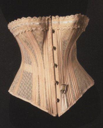 all the pretty dresses bustle era  corset  corset