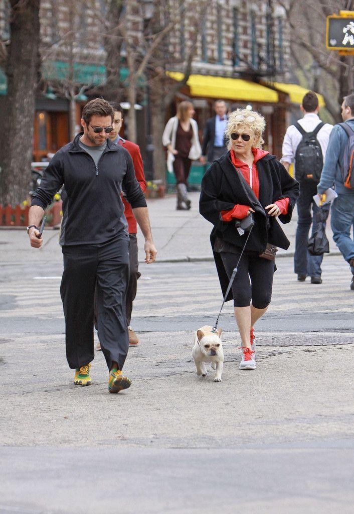 Hugh Jackman Photo - Hugh Jackman Out With His Wife