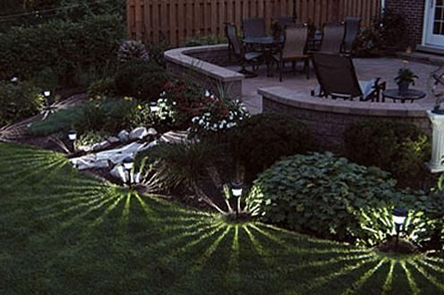 How to install solar landscape lighting the home depot canada how to install solar landscape lighting the home depot canada aloadofball Gallery