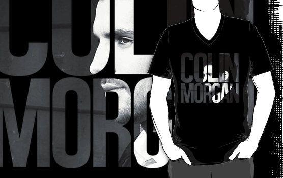 Colin Morgan by hannahollywood