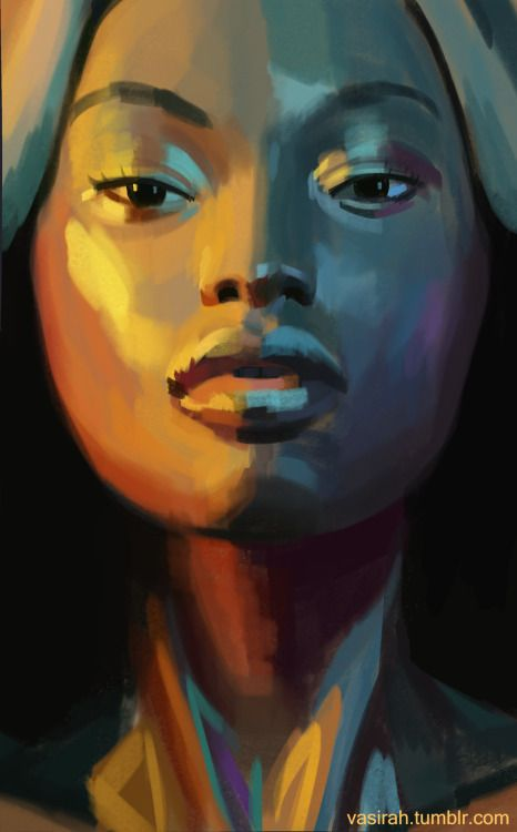Pin by big dan on Black art | Black women art, Female art