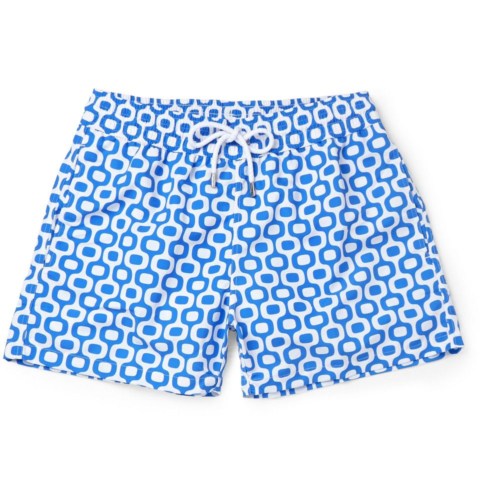 Ipanema Slim-fit Long-length Printed Swim Shorts Frescobol Carioca Footlocker Cheap Price Clearance Sast nUJA36jmS
