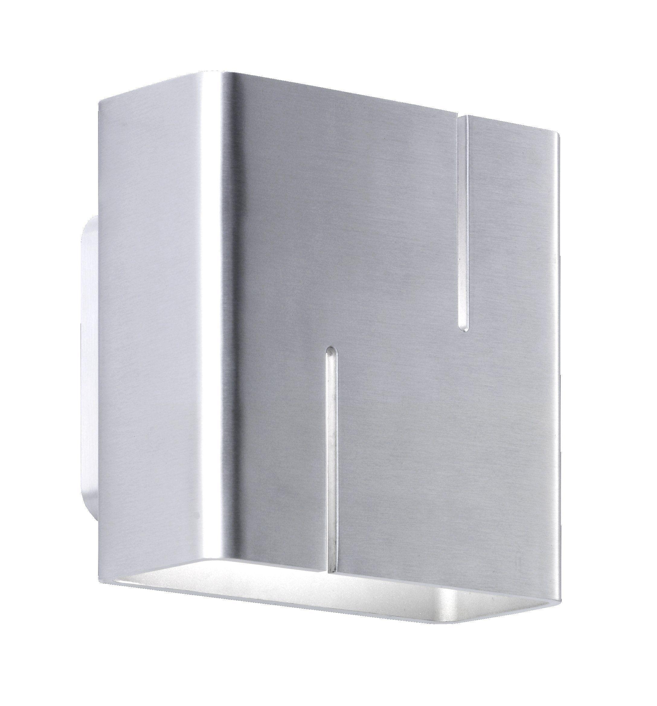 Wofi 4179 01 64 0000 Vito Applique 1 x LED Nickel Mat 5 W 12 5 x 12