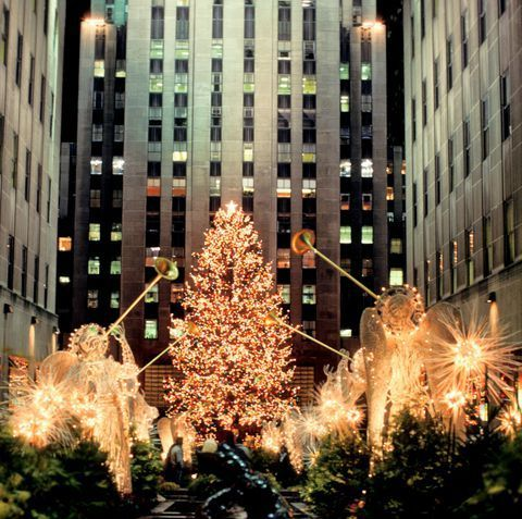 Experience The Ultimate 'Holiday in New York City' Bucket List | Holidays in new york, New york ...