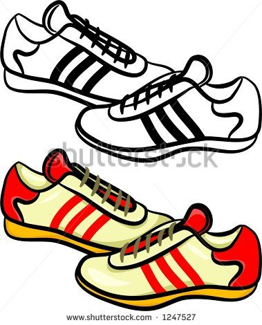 and tennis shoes clip art coming soon sneakers pinterest rh pinterest com