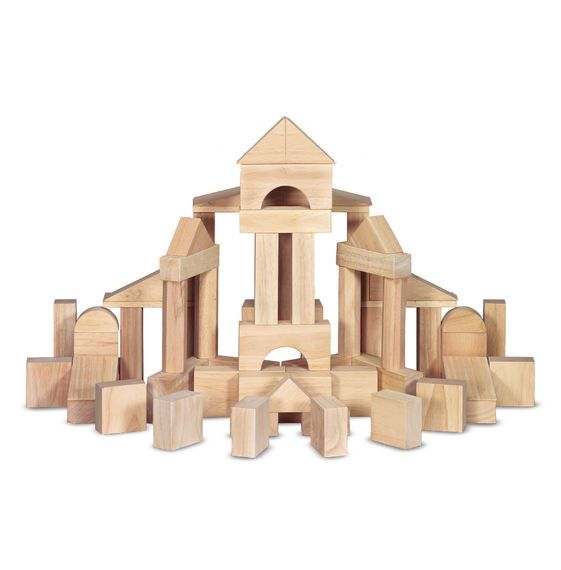 077596663cb2a Standard Unit Blocks   Christmas Ideas   Wooden buildings, Wooden ...