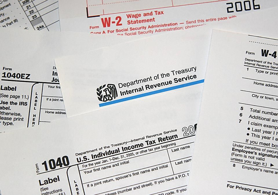 Understanding Your Tax Forms
