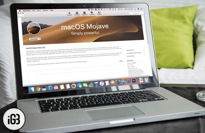 How to Install macOS Mojave 10.14.5 Public Beta 2 on Mac