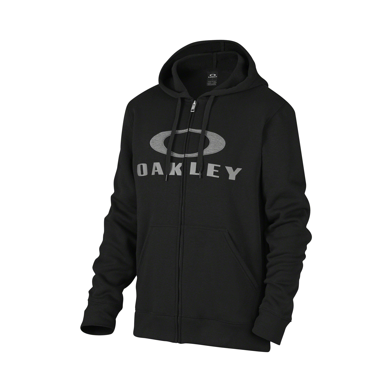 Oakley Ellipse Nest Fleece Full-Zip Hoodie Lake Blue | Oakley US Store
