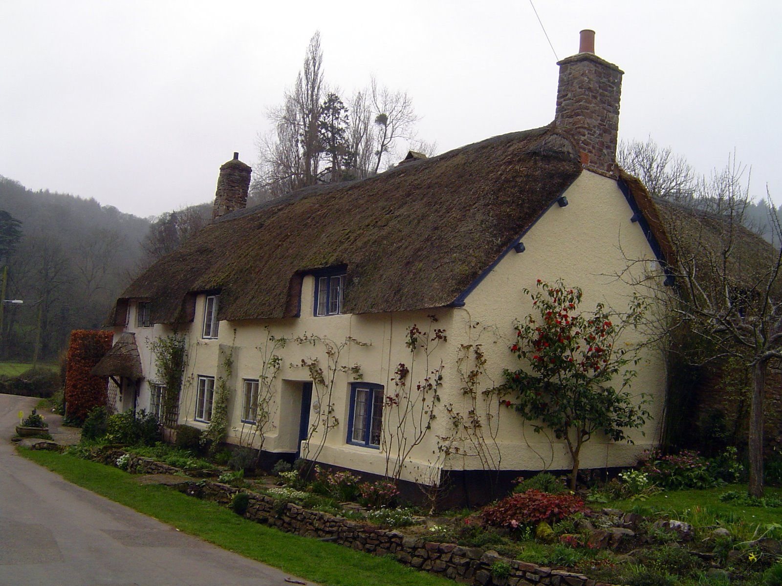 Cottages in Timberscombe
