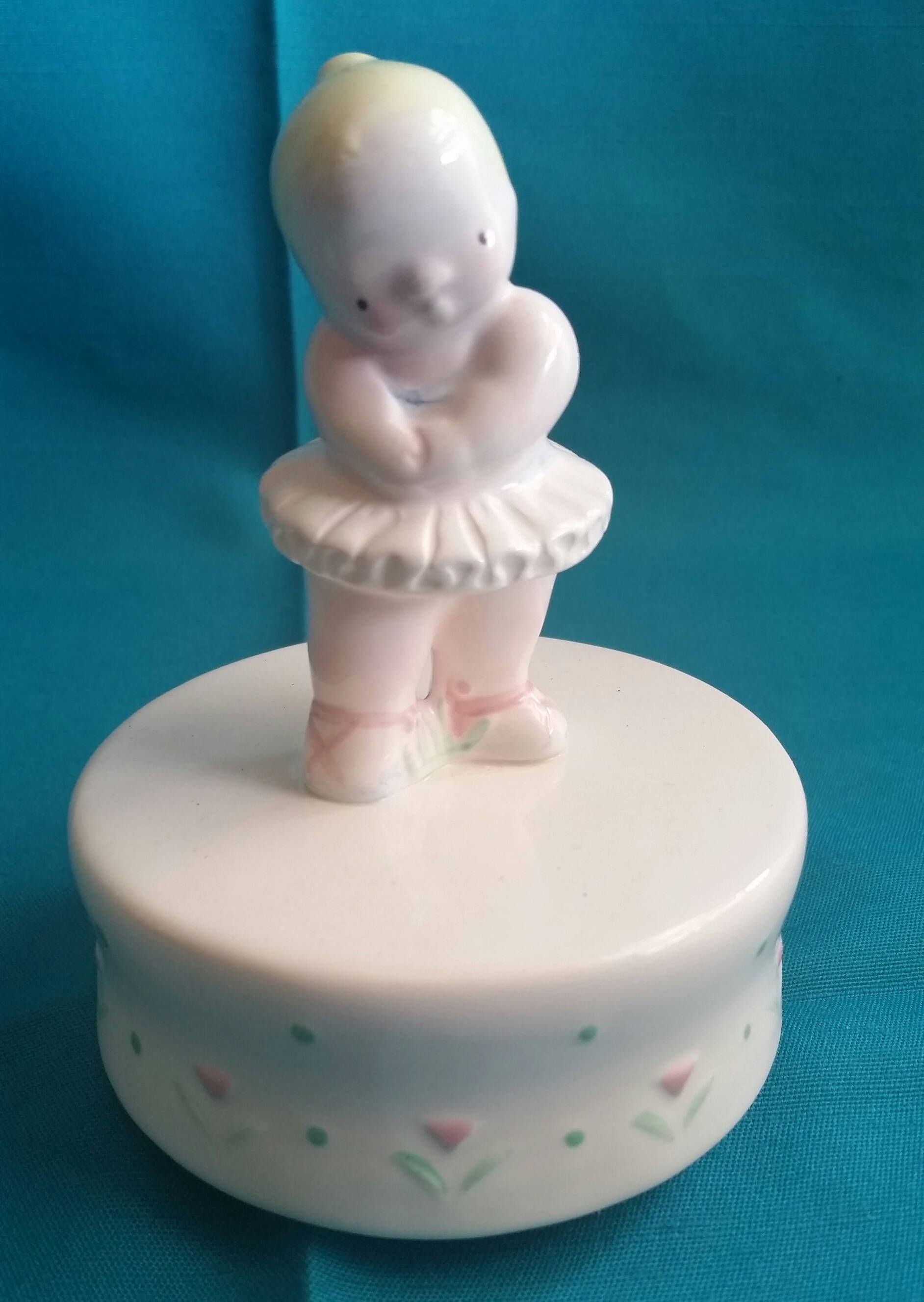 Michel Co Dance Your Dream Collection Ballerina Music Box Sweet