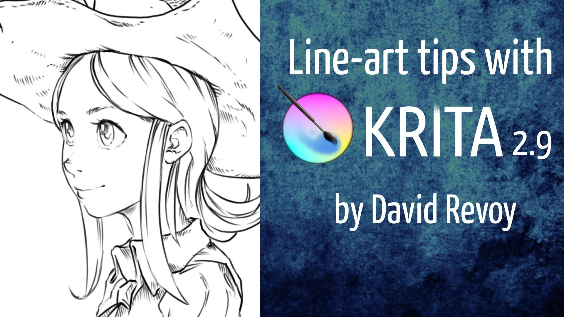 Line art tips with krita 29 paintingarttutorialstips line art tips with krita 29 baditri Gallery