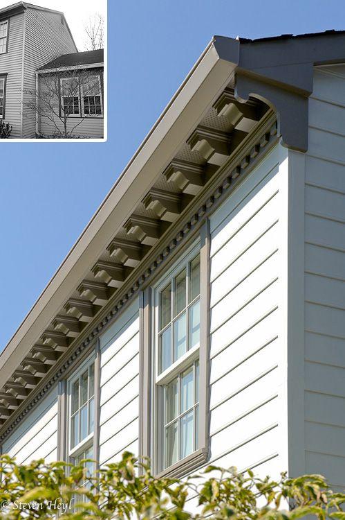 Molding House Exterior Exterior Remodel Beach House Design