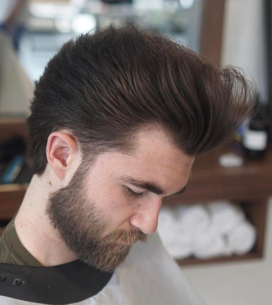 20 Hairstyles for Men With Thin Hair (Add More Volume)   Mens hairstyles,  Hairstyles for thin hair, Hair styles