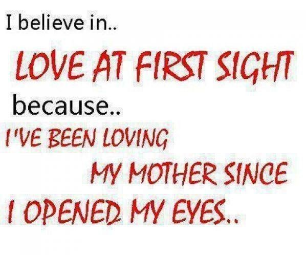 Mothers Day Love Quote I Love You Mom Cute Love Quotes For Her