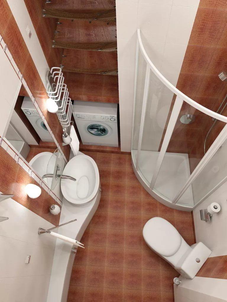 маленькая ванная с душевой кабиной: 10 тыс изображений ...
