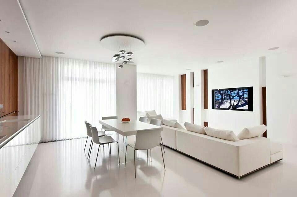 Juego de sala moderno