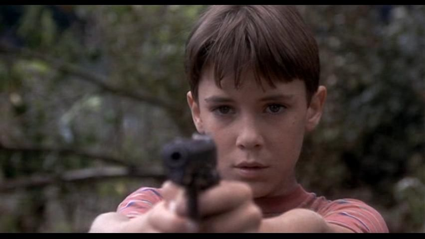 Stand by me; one of my most favorite movie of all the time. Wil Wheaton in this movie.