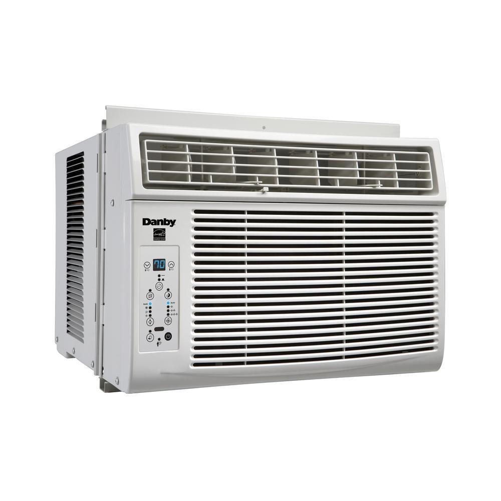 Danby 10000 Btu 115 Volt Window Air Conditioner With Remote