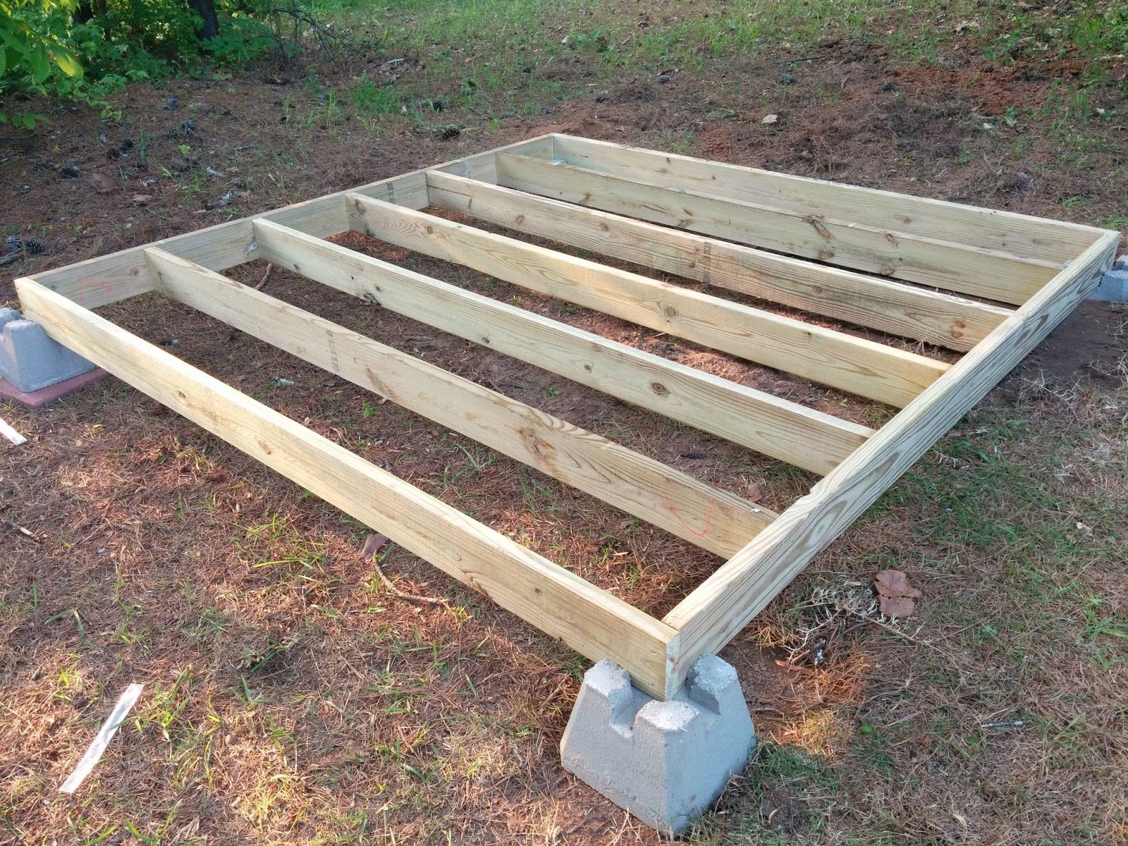 12x12 Floating Deck Plans 28 Images How To Build A Concrete Slab Patio Cost Floating Deck Plans Floating Deck Building A Deck