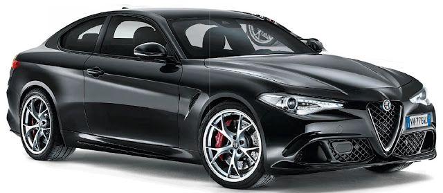 Passione Auto Italiane: L'Alfa Romeo Giulia Coupè arriverà ...
