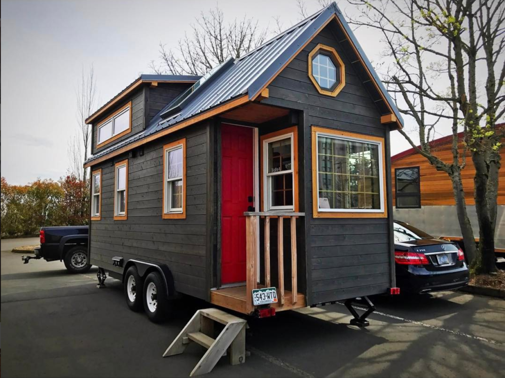 Micro Mansion Tiny Luxury Tiny House Listings Tiny Houses