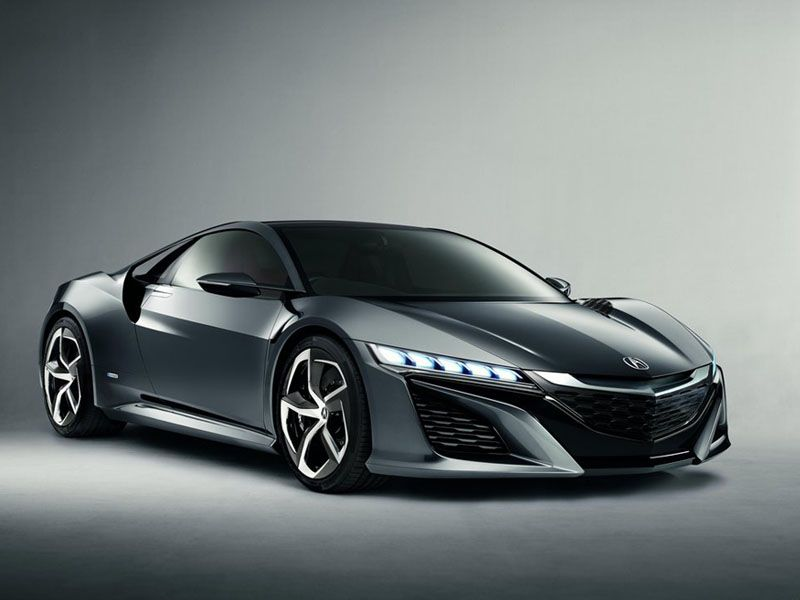 Acura NSX Release Date And Rumor Uscarsnewscom Pinterest - Best affordable sports cars 2015