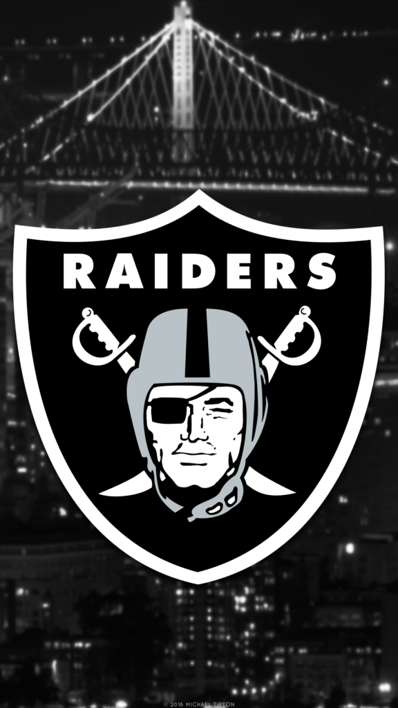 Cool iPhone Wallpapers iphone7 iphone8 oakland raiders