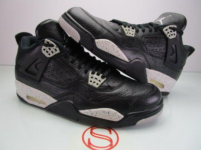 6bfa5906186 Nike Air Jordan IV 4 Retro TECH GREY OREO 10.5 #fashion #clothing #shoes  #accessories #mensshoes #athleticshoes (ebay link)