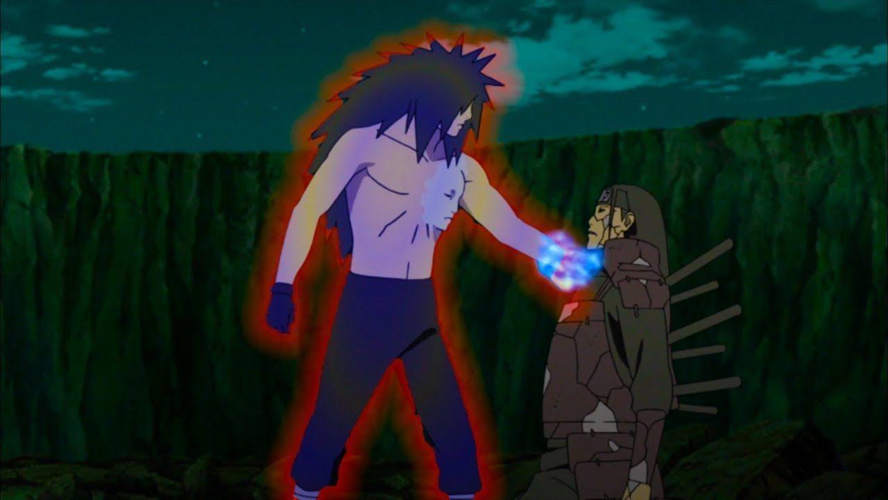 Madara Takes Hashirama S Sage Vs Naruto And Sasuke 60fps Naruto Shippuden Hd Naruto Shippuden Hd Naruto And Sasuke Anime