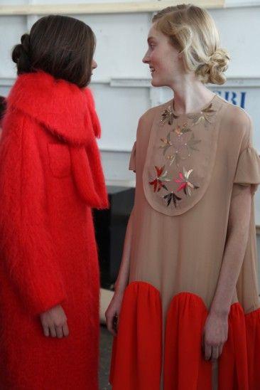 Cool Chic Style Fashion: Fashion Runway   DelPozo fall/Winter 2013