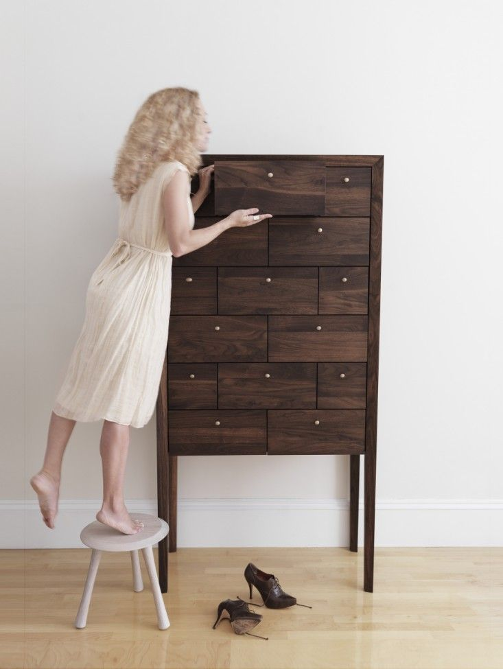 Furniture With A Feminine Touch (and A Masculine Name)