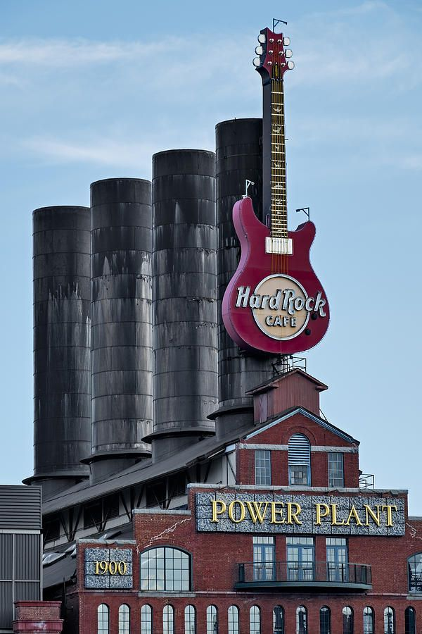 Hard Rock Cafe  - BALTIMORE