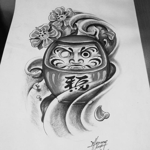 The Kraken tattoo - Another example of a mythical themed ...