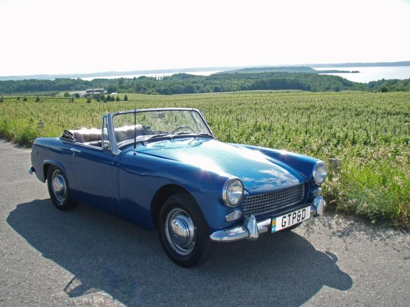 Hagerty Valuation Tool >> 1966 Austin Healey Sprite Mk Iii Values Hagerty Valuation